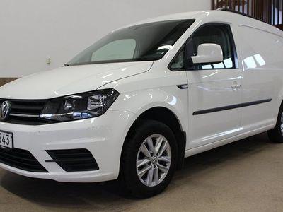 begagnad VW Caddy Maxi Life Caddy Maxi 1.4 TGI CNG Euro 6 2016, Personbil 169 500 kr