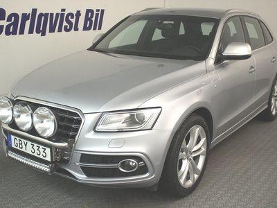 begagnad Audi SQ5 QUATTRO 3,0 TDI 313HK 4x4 Aut -15
