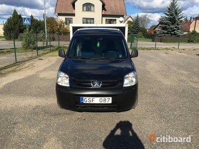 begagnad Peugeot Partner 1.6hdi