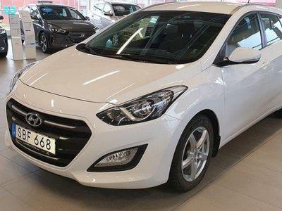 begagnad Hyundai i30 1.6 CRDi Business 110hk