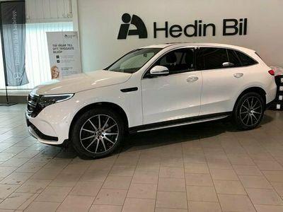 begagnad Mercedes EQC Benz 400 4-matic Amg Line 2020, SUV 829 900 kr