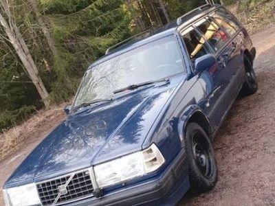 begagnad Volvo 945 classic ltt