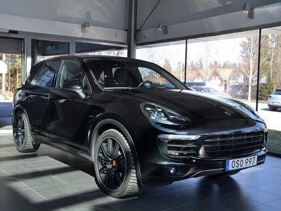 begagnad Porsche Cayenne S Diesel TipTronic S Sport Chrono 385hk