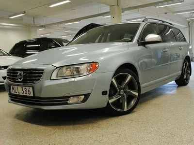 begagnad Volvo V70 2.5T Momentum 200hk Drag. Mv 14633 mil!