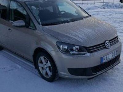 begagnad VW Touran 1.6 TDI 7 sits -13