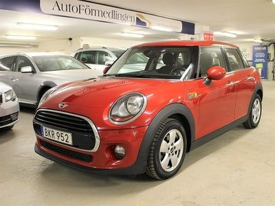 begagnad Mini Cooper 5-door Automat Pepper Euro 6 136h -16