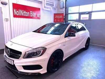 begagnad Mercedes A45 AMG A Benz4MATIC Euro 6 2013, Halvkombi 289 900 kr