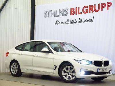 begagnad BMW 320 Gran Turismo d xDrive GT Advantage Euro 6 190hk