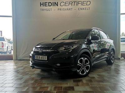 begagnad Honda HR-V 1.5 i-VTEC CVT // PANORAMA & VINTERHJUL //