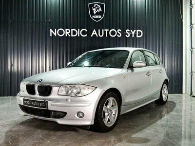 begagnad BMW 120 d Steptronic Advantage, Comfort Ny Bes 2006, Halvkombi Pris 59 900 kr