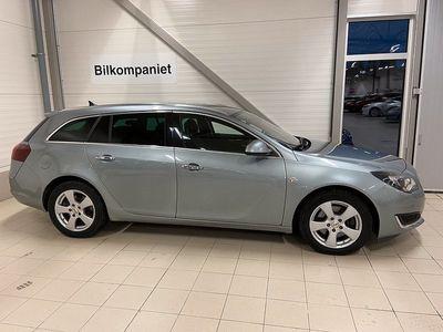 begagnad Opel Insignia ST 2,0 CDTi Business 4x4 Aut