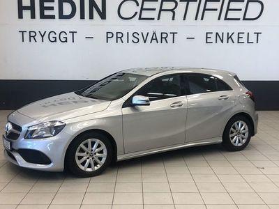 used Mercedes A180 122 hk, Backkamera, AMG, Style-paket