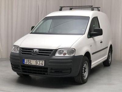 brugt VW Caddy 1.9 TDI Skåp