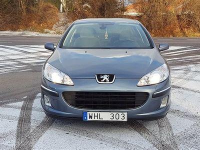 begagnad Peugeot 407 ST 2,0 HDI (136hk), Ny besikt, Byte