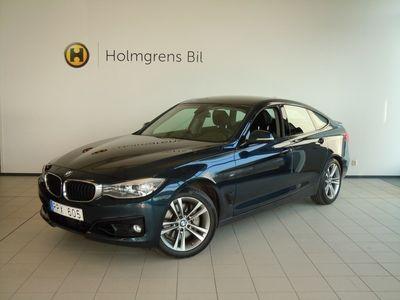 begagnad BMW 335 Gran Turismo i xDrive Automat, Dragkrok, Värmare, Sportline, M-Performance