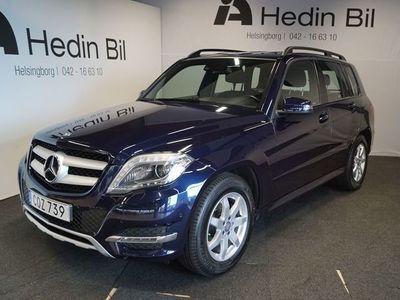 begagnad Mercedes GLK350 CDI 4MATIC / Navigation / Diesel värmare / Dragkrok