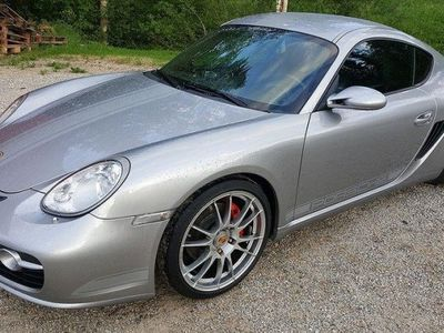 begagnad Porsche Cayman S 3.4 Sport Chrono (295HK)