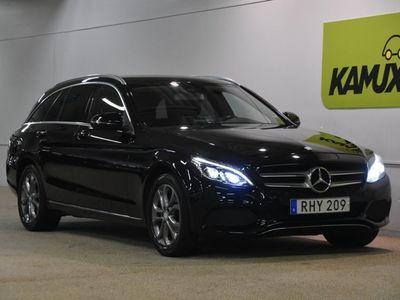 begagnad Mercedes C220 T d 4MATIC S&V-Hjul 170hk