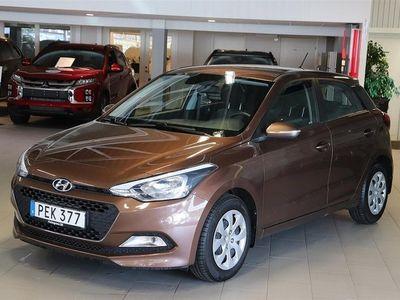 begagnad Hyundai i20 Hy1.2 M5 Comfort