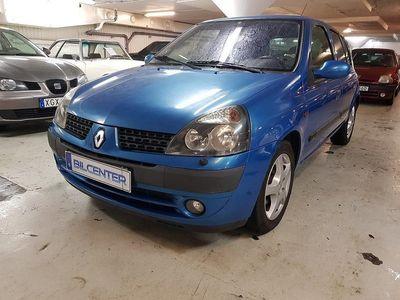 begagnad Renault Clio 5-DR 1.4 98HK *NYBESIKTIGAD*