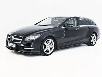 begagnad Mercedes CLS500 Shooting Brake CLS-Klass 4MATIC AMG V8