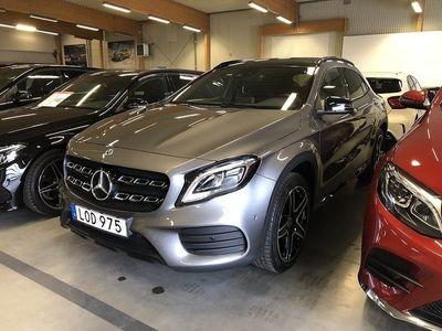 brugt Mercedes GLA200 AMG Aut, Nav, Panorama