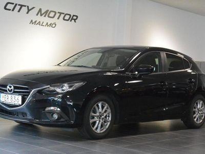 begagnad Mazda 3 Vision 2.0 120hk MT