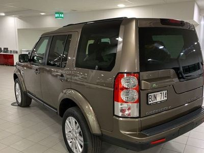 begagnad Land Rover Discovery 3.0 TDV6 4WD 7 - sits 245hk