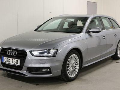 usata Audi A4 AVANT 2.0 TDI 150 HK