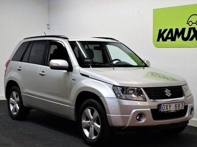 begagnad Suzuki Grand Vitara 1.9 DDiS | 4WD |