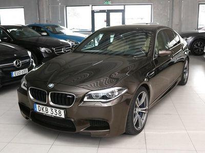 begagnad BMW M5 LCI - Bang & Olufsen 560hk
