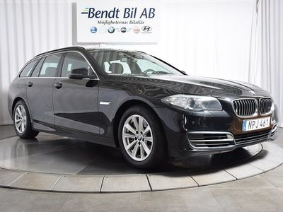 used BMW 535 d xDrive Touring 313hk
