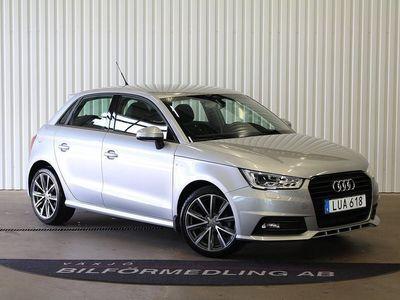 gebraucht Audi A1 Sportback 1.0 TFSI S-Line 95hk