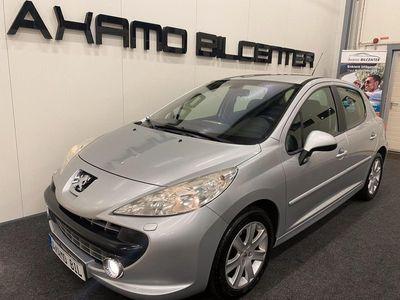 "begagnad Peugeot 207 1.6 VTi SPORT 120HK ""0KR KONTANT"""