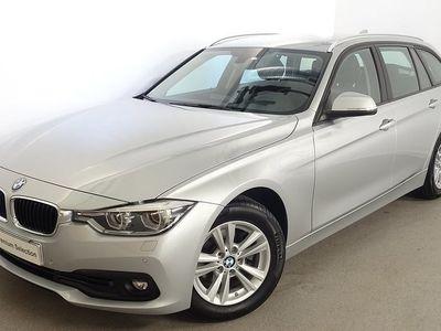begagnad BMW 318 d Touring, Hifi, LED ljus, Dragkrok, 150Hk