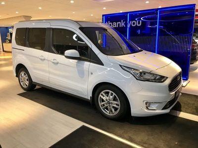 begagnad Ford Tourneo Connect 1.5 (120hp) EcoBlue Titanium -Aut