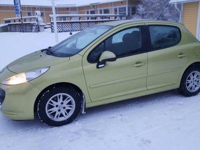 begagnad Peugeot 207 1,6 HDI bess kamrem bytt -07