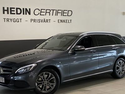 begagnad Mercedes C250 BlueTec Aut7 4Matic/P-Värmare/Dragkrok/(204hk)