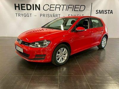 begagnad VW Golf 1.6 TDI 110hk BlueMotion DSG Parkeringsvärmare Dynaudio