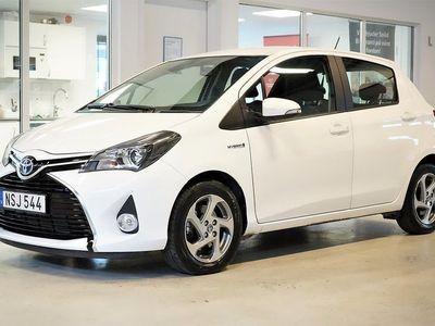 used Toyota Yaris 1.5 Hybrid AUT 101hk Navi MoK *995mil*