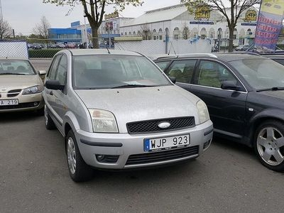 gebraucht Ford Fusion 1,4 JU2 /80HK/0-RÄNTA -05