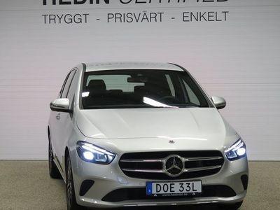 begagnad Mercedes B200 200
