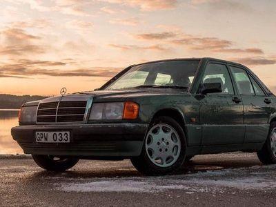 begagnad Mercedes 190 2.3 Sportline