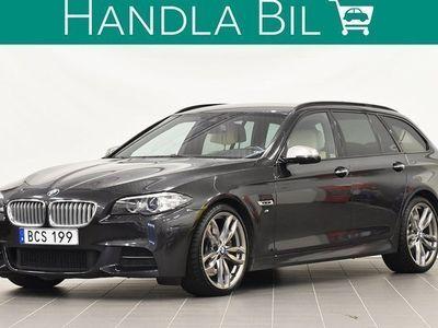 begagnad BMW M550 d xDrive D-VÄRM LCI H