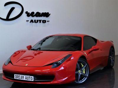 begagnad Ferrari 458 F1 DCT 570HK FRÅN 7500KR