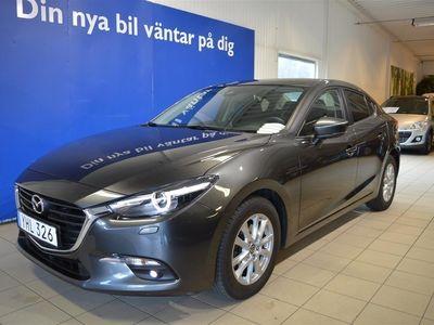 begagnad Mazda 3 Sedan 2.0 Vision 120hk