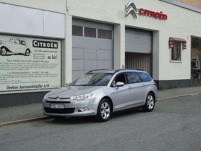 begagnad Citroën C5 Tourer 138 HDi, Låga mil.