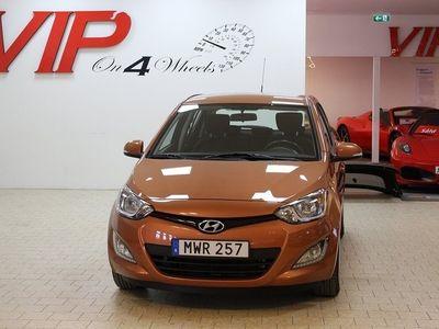 begagnad Hyundai i20 1.4 (101hk) Aut Motorvärmare Premium