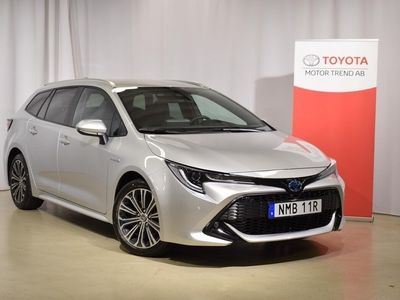 begagnad Toyota Corolla TS 2.0 Hybrid Style Teknik S+V-hjul