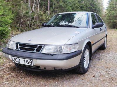 begagnad Saab 900 2,3i dx55b